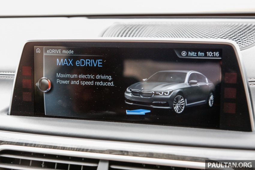 FIRST DRIVE: BMW 740Le xDrive Plug-In Hybrid Image #673945