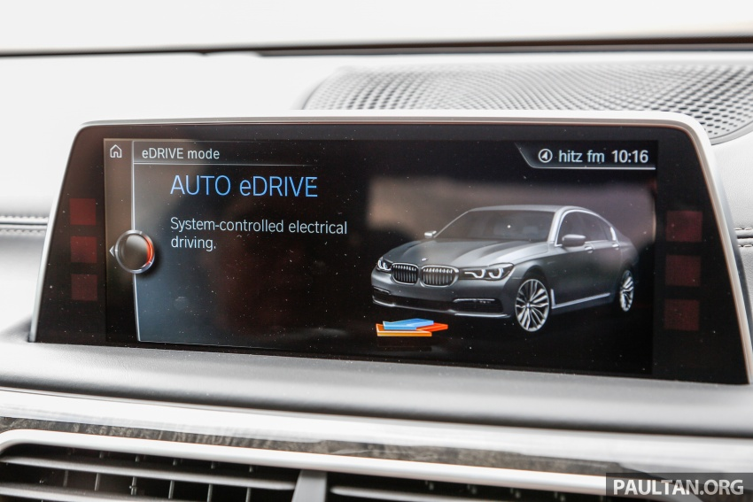 FIRST DRIVE: BMW 740Le xDrive Plug-In Hybrid Image #673946