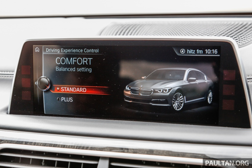 FIRST DRIVE: BMW 740Le xDrive Plug-In Hybrid Image #673949
