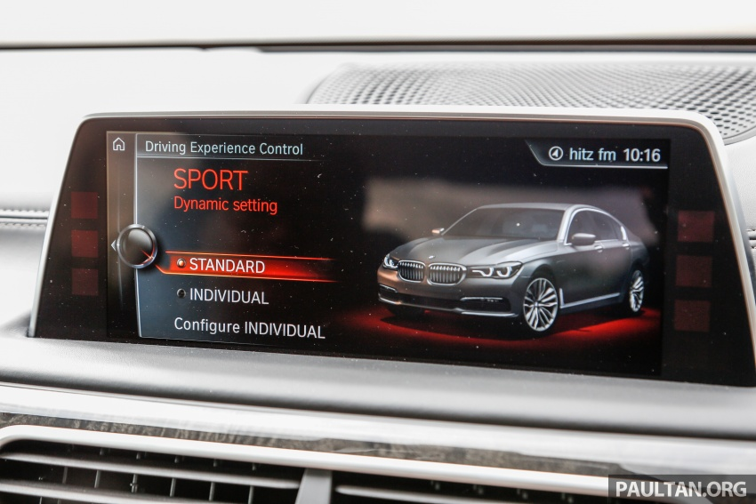 FIRST DRIVE: BMW 740Le xDrive Plug-In Hybrid Image #673950