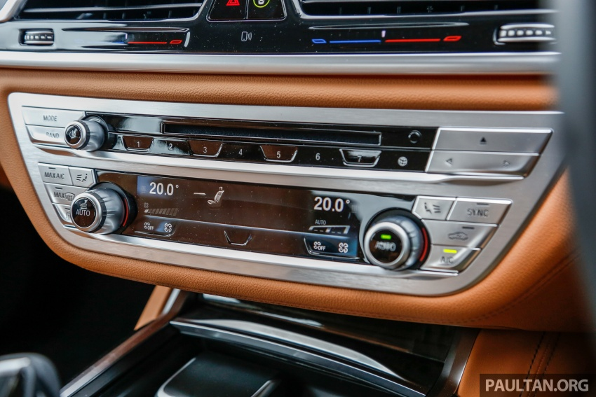 FIRST DRIVE: BMW 740Le xDrive Plug-In Hybrid Image #673952