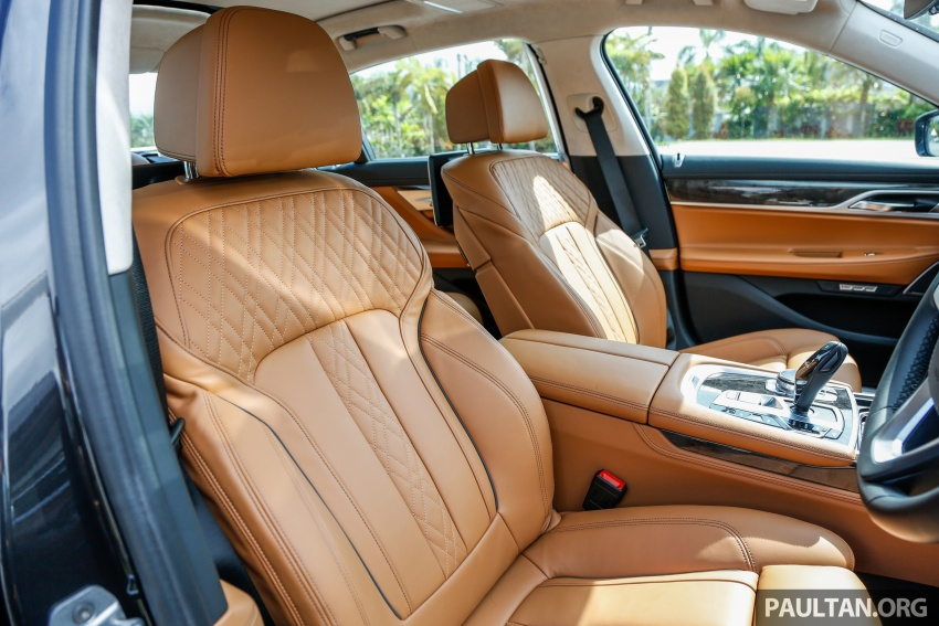 FIRST DRIVE: BMW 740Le xDrive Plug-In Hybrid Image #673963
