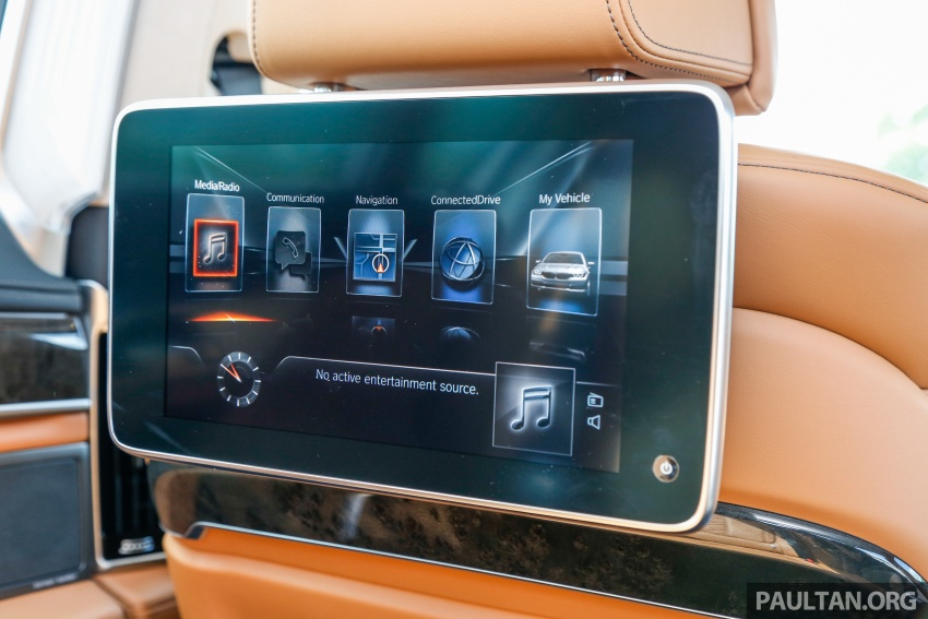 FIRST DRIVE: BMW 740Le xDrive Plug-In Hybrid Image #673968