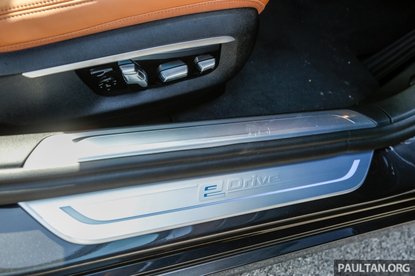 FIRST DRIVE: BMW 740Le xDrive Plug-In Hybrid Image #673969