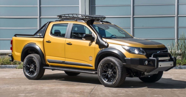 Chevrolet S10 Trailboss - one for the off-road fans
