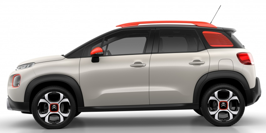 Citroen C3 Aircross revealed – replaces C3 Picasso Image #672000
