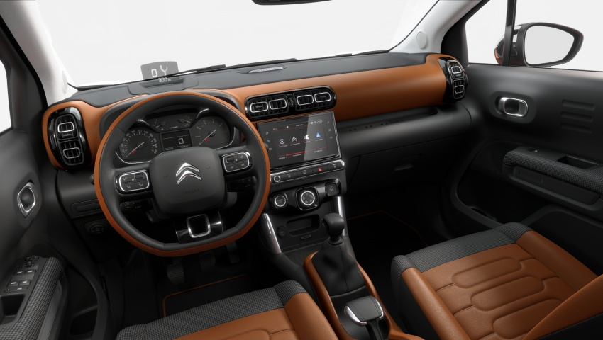Citroen C3 Aircross revealed – replaces C3 Picasso Image #672002