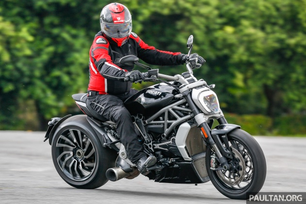 REVIEW: 2017 Ducati XDiavel S - the devil inside