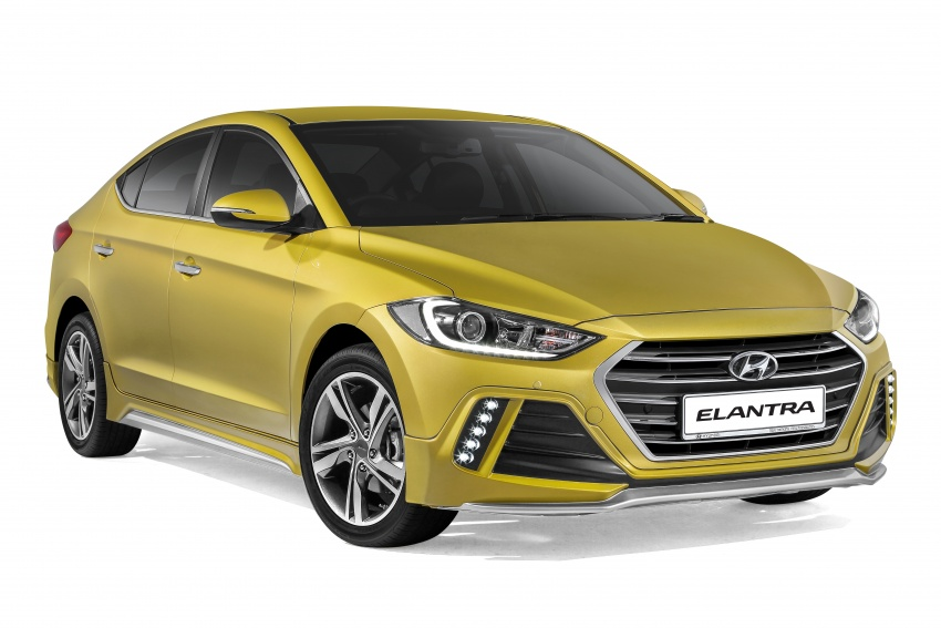 2017 Hyundai Elantra AD launched in Malaysia – 1.6 Turbo, 2.0 NA, three variants, from RM116k Image #671362