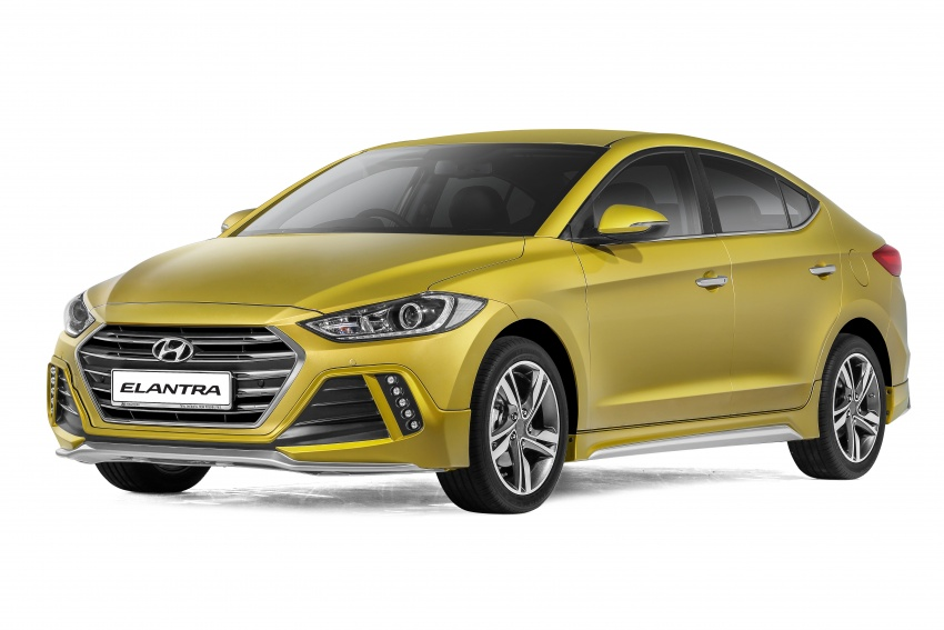 2017 Hyundai Elantra AD launched in Malaysia – 1.6 Turbo, 2.0 NA, three variants, from RM116k Image #671363