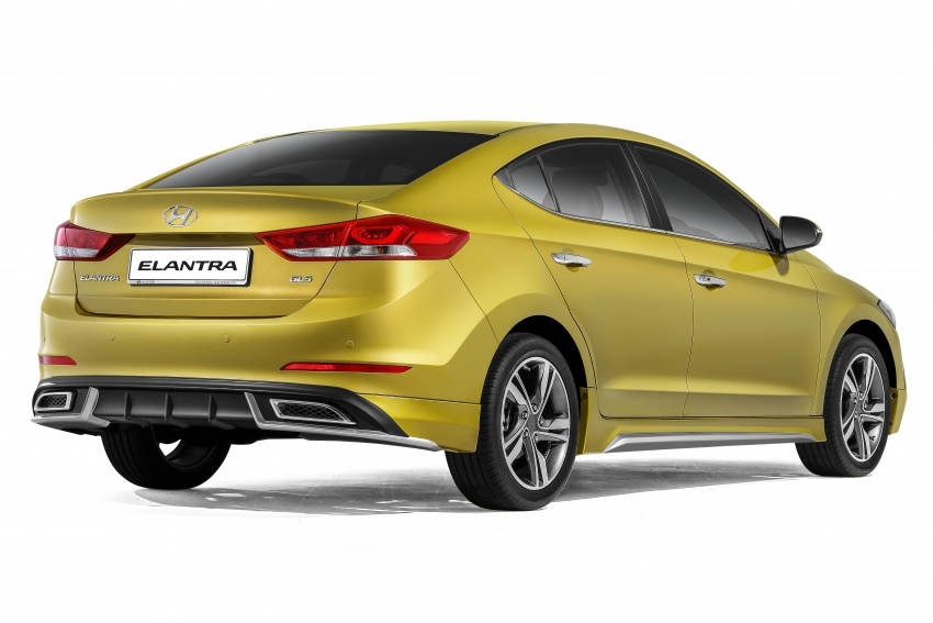 2017 Hyundai Elantra AD launched in Malaysia – 1.6 Turbo, 2.0 NA, three variants, from RM116k Image #671365