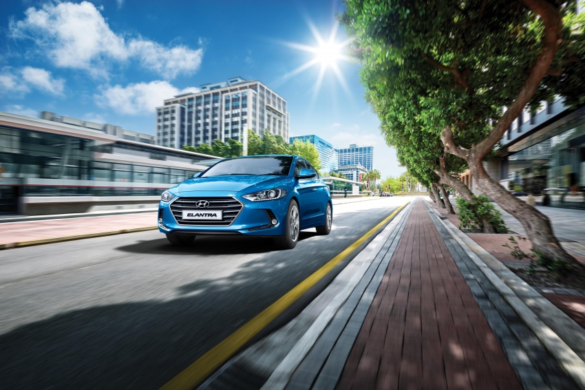 2017 Hyundai Elantra AD launched in Malaysia – 1.6 Turbo, 2.0 NA, three variants, from RM116k Image #671366