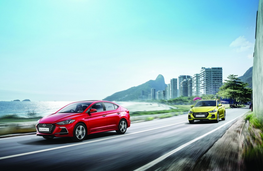 2017 Hyundai Elantra AD launched in Malaysia – 1.6 Turbo, 2.0 NA, three variants, from RM116k Image #671374