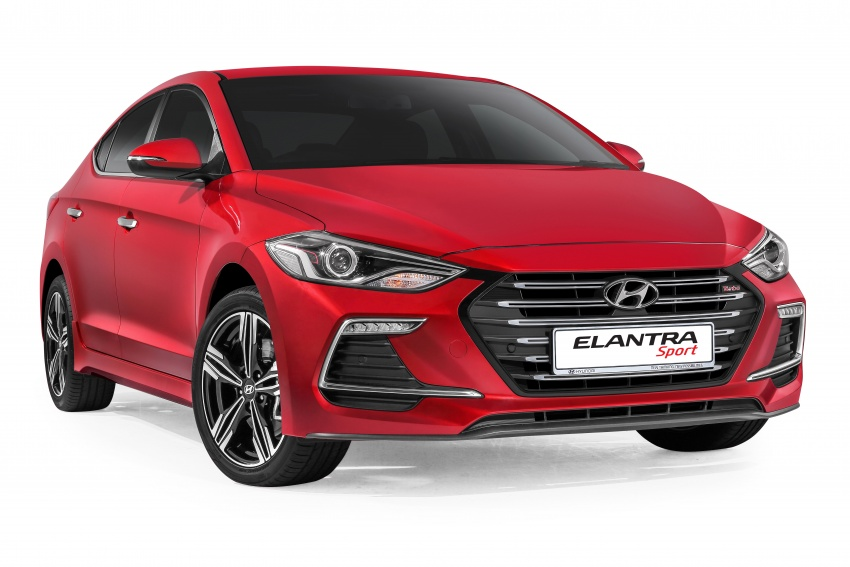 2017 Hyundai Elantra AD launched in Malaysia – 1.6 Turbo, 2.0 NA, three variants, from RM116k Image #671378
