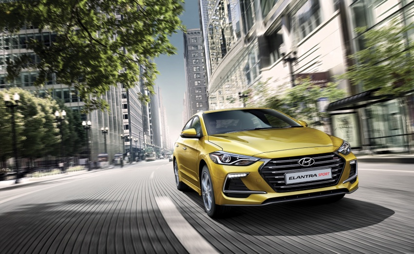 2017 Hyundai Elantra AD launched in Malaysia – 1.6 Turbo, 2.0 NA, three variants, from RM116k Image #671379