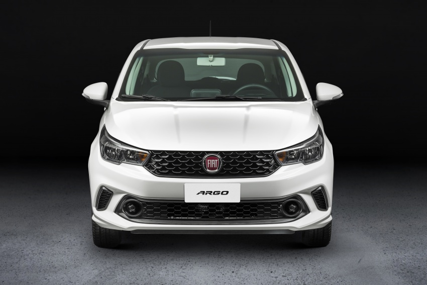 Fiat Argo launched in Brazil – eight variants offered Image #668638