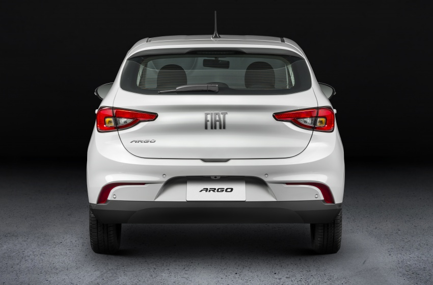Fiat Argo launched in Brazil – eight variants offered Image #668639