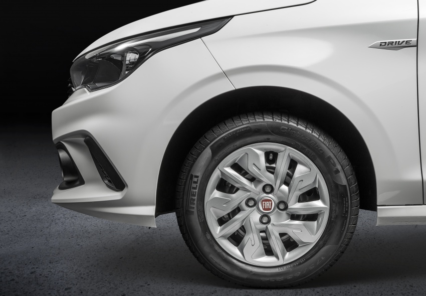 Fiat Argo launched in Brazil – eight variants offered Image #668640
