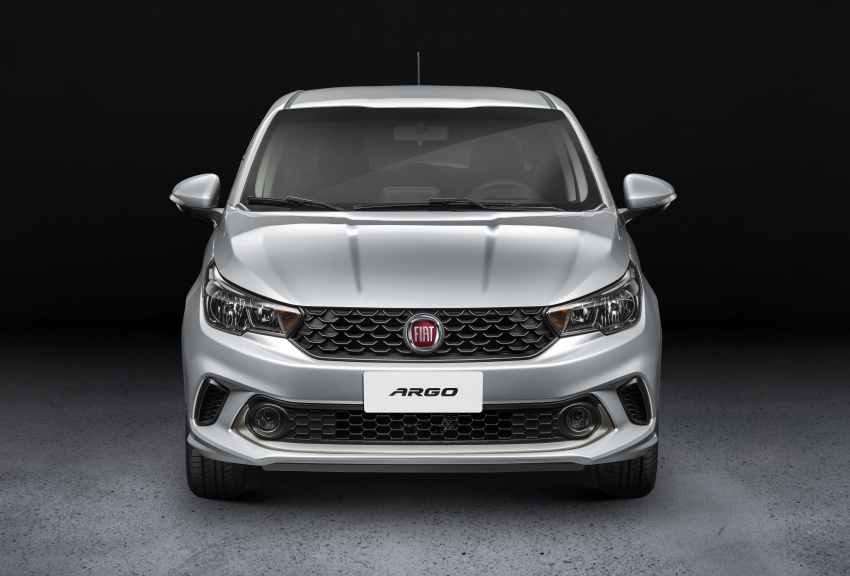 Fiat Argo launched in Brazil – eight variants offered Image #668663