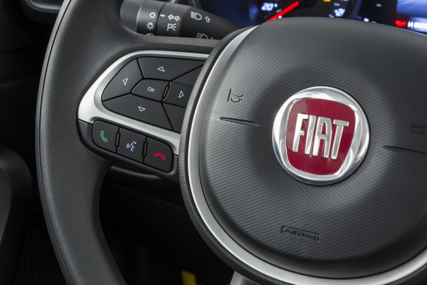 Fiat Argo launched in Brazil – eight variants offered Image #668674