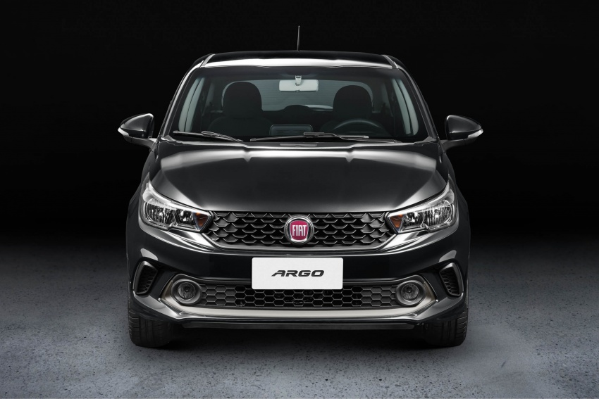 Fiat Argo launched in Brazil – eight variants offered Image #668696