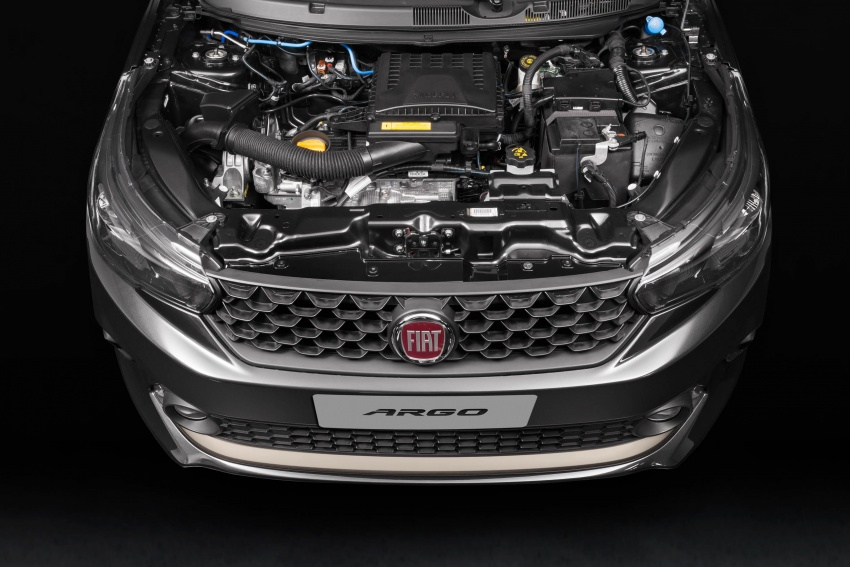 Fiat Argo launched in Brazil – eight variants offered Image #668697
