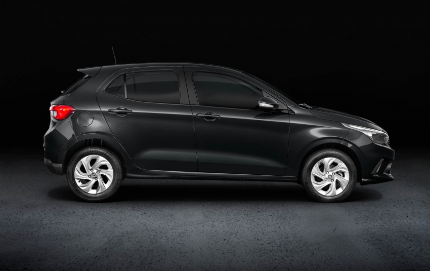 Fiat Argo launched in Brazil – eight variants offered Image #668694