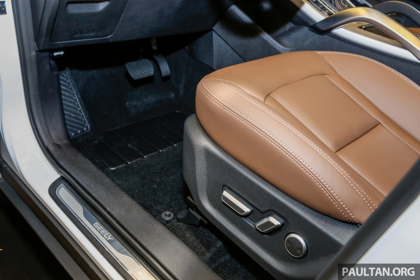Geely Boyue SUV makes first Malaysian appearance Image #676629