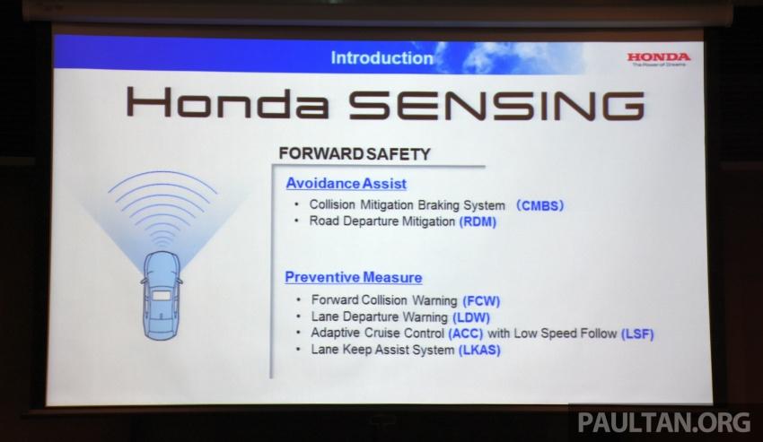 DRIVEN: 2017 Honda CR-V – first impressions of Honda Sensing and the 1.5L VTEC Turbo Image #673796