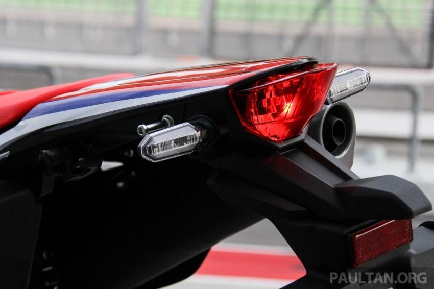 Boon Siew Honda pamer CRF250 Rally dan CRF250L, akan dilancar Ogos ini, harga sekitar RM27k, RM23k Image #669009
