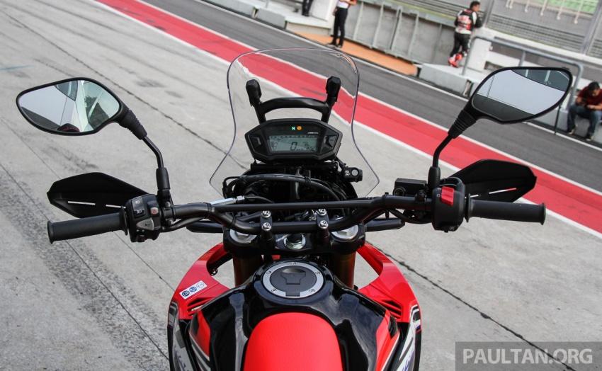 Boon Siew Honda pamer CRF250 Rally dan CRF250L, akan dilancar Ogos ini, harga sekitar RM27k, RM23k Image #669012