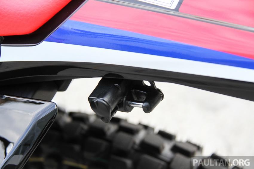 Boon Siew Honda pamer CRF250 Rally dan CRF250L, akan dilancar Ogos ini, harga sekitar RM27k, RM23k Image #669059