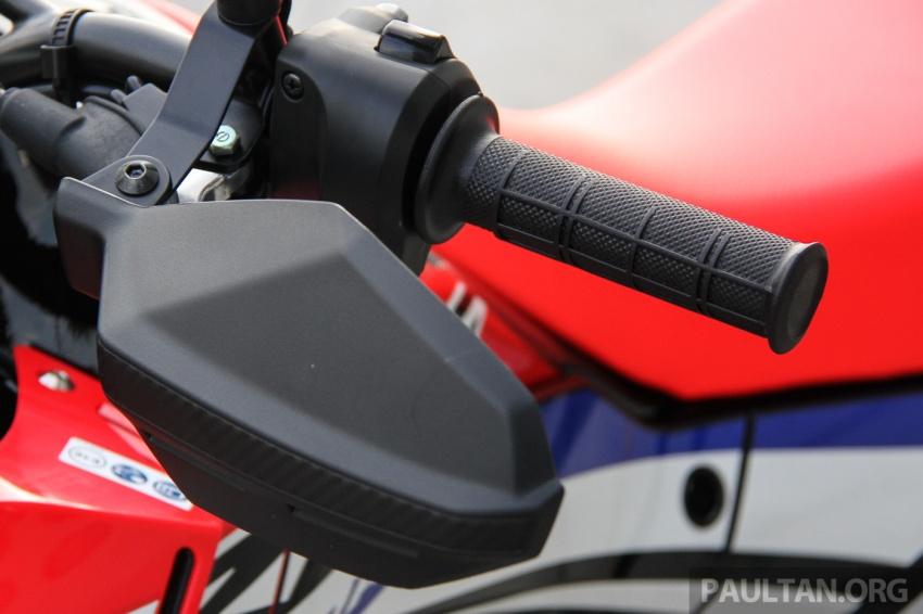 Boon Siew Honda pamer CRF250 Rally dan CRF250L, akan dilancar Ogos ini, harga sekitar RM27k, RM23k Image #669064