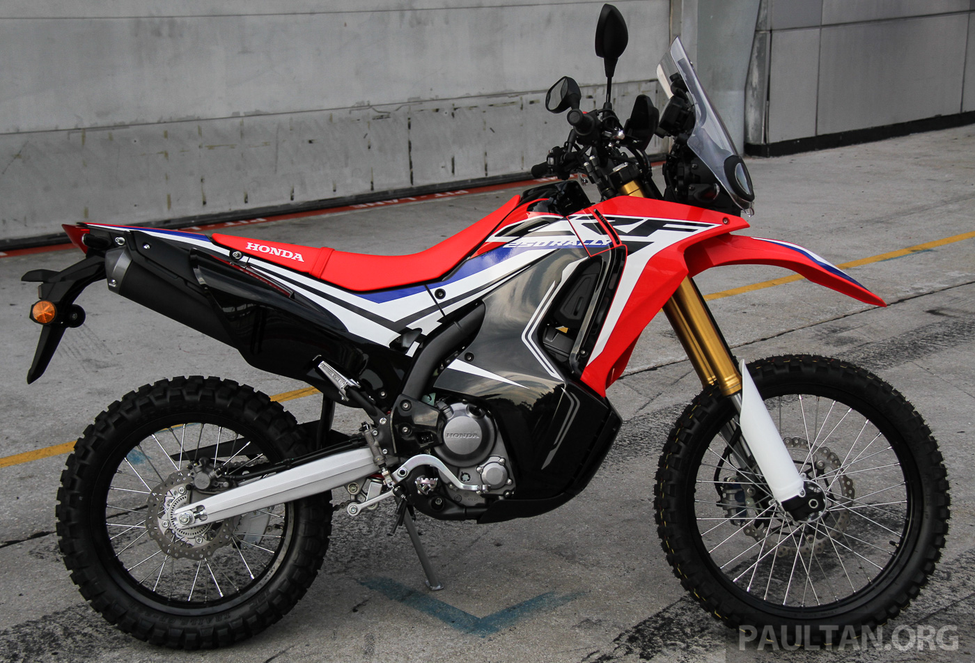 boon siew honda pamer crf250 rally dan crf250l akan dilancar ogos ini harga sekitar rm27k rm23k. Black Bedroom Furniture Sets. Home Design Ideas