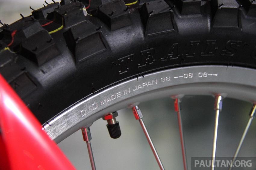 Boon Siew Honda pamer CRF250 Rally dan CRF250L, akan dilancar Ogos ini, harga sekitar RM27k, RM23k Image #669115