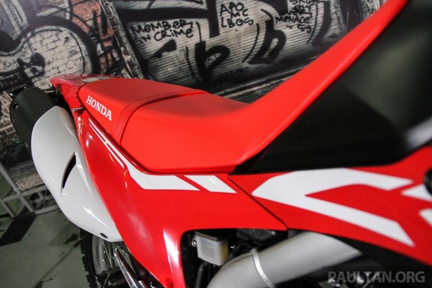 Boon Siew Honda pamer CRF250 Rally dan CRF250L, akan dilancar Ogos ini, harga sekitar RM27k, RM23k Image #669116