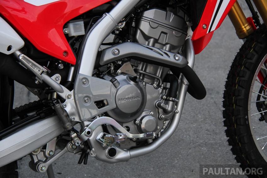 Boon Siew Honda pamer CRF250 Rally dan CRF250L, akan dilancar Ogos ini, harga sekitar RM27k, RM23k Image #669109