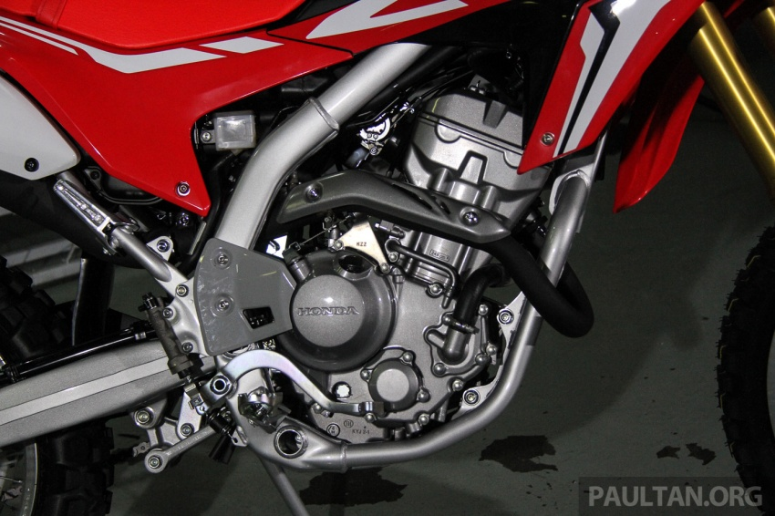 Boon Siew Honda pamer CRF250 Rally dan CRF250L, akan dilancar Ogos ini, harga sekitar RM27k, RM23k Image #669114