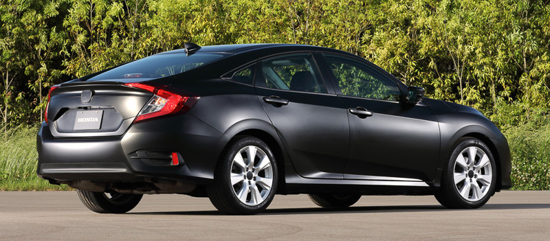 Honda Civic to get 8-speed dual-clutch gearbox soon? Image #671980