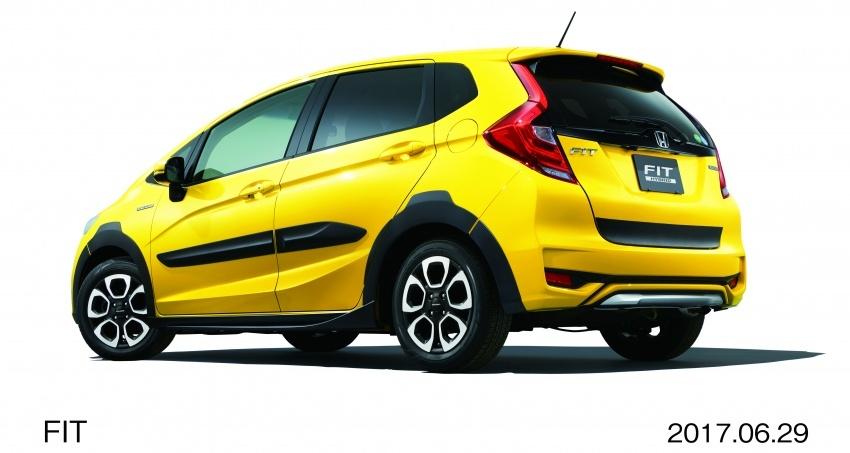 Honda Jazz facelift dilancar di Jepun – dari RM55k Image #678154