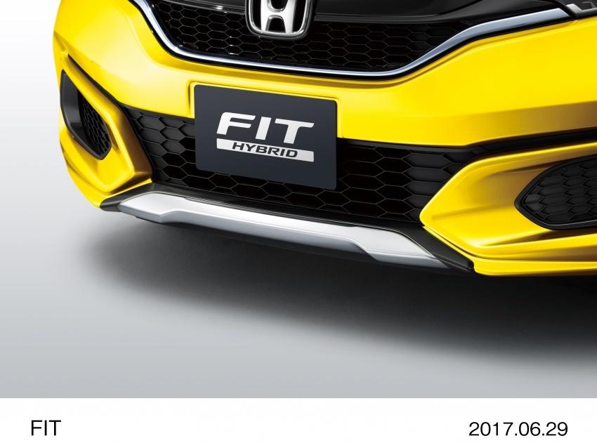 Honda Jazz facelift dilancar di Jepun – dari RM55k Image #678156
