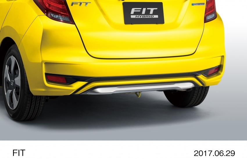 Honda Jazz facelift dilancar di Jepun – dari RM55k Image #678157