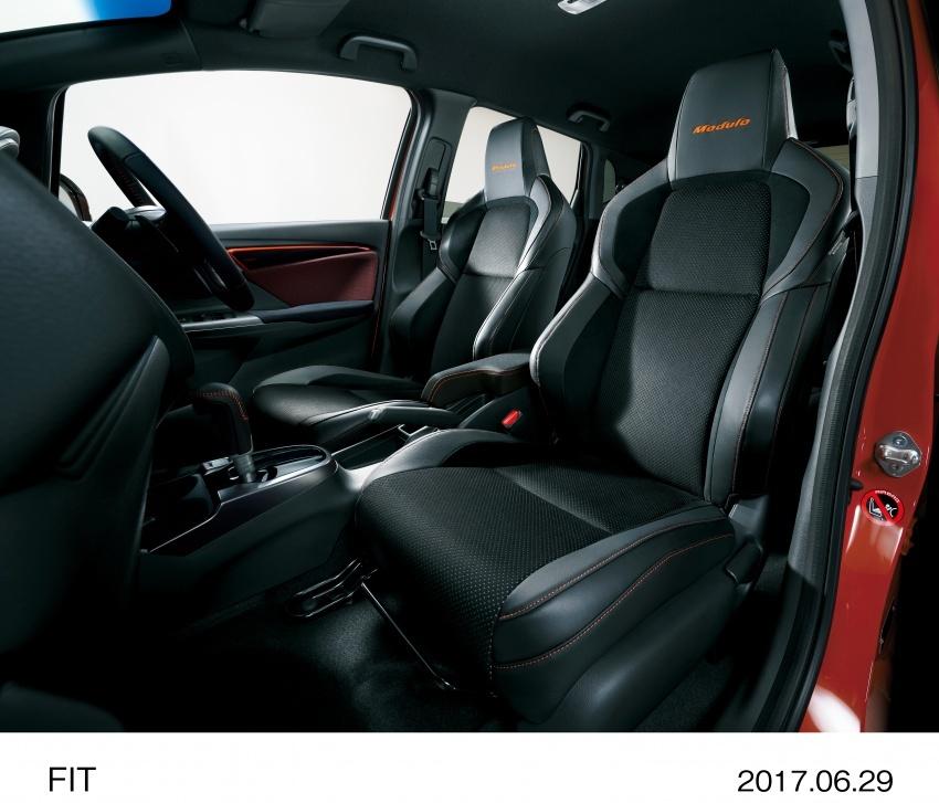 Honda Jazz facelift dilancar di Jepun – dari RM55k Image #678161