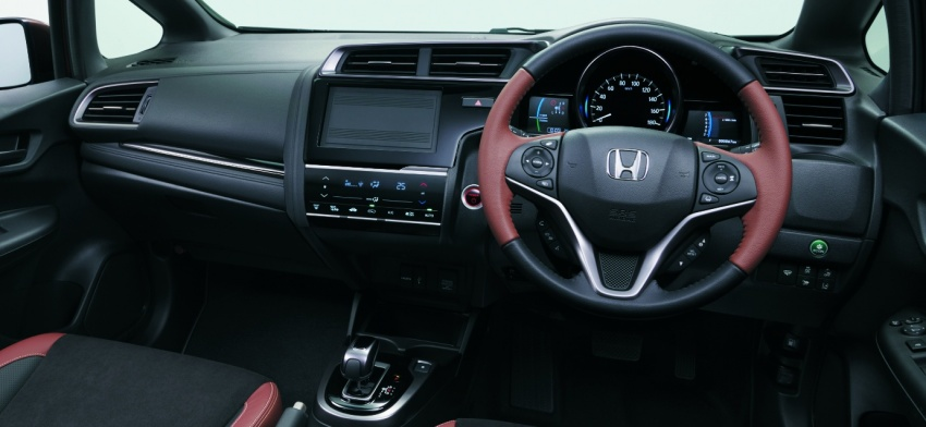 Honda Jazz facelift dilancar di Jepun – dari RM55k Image #678145