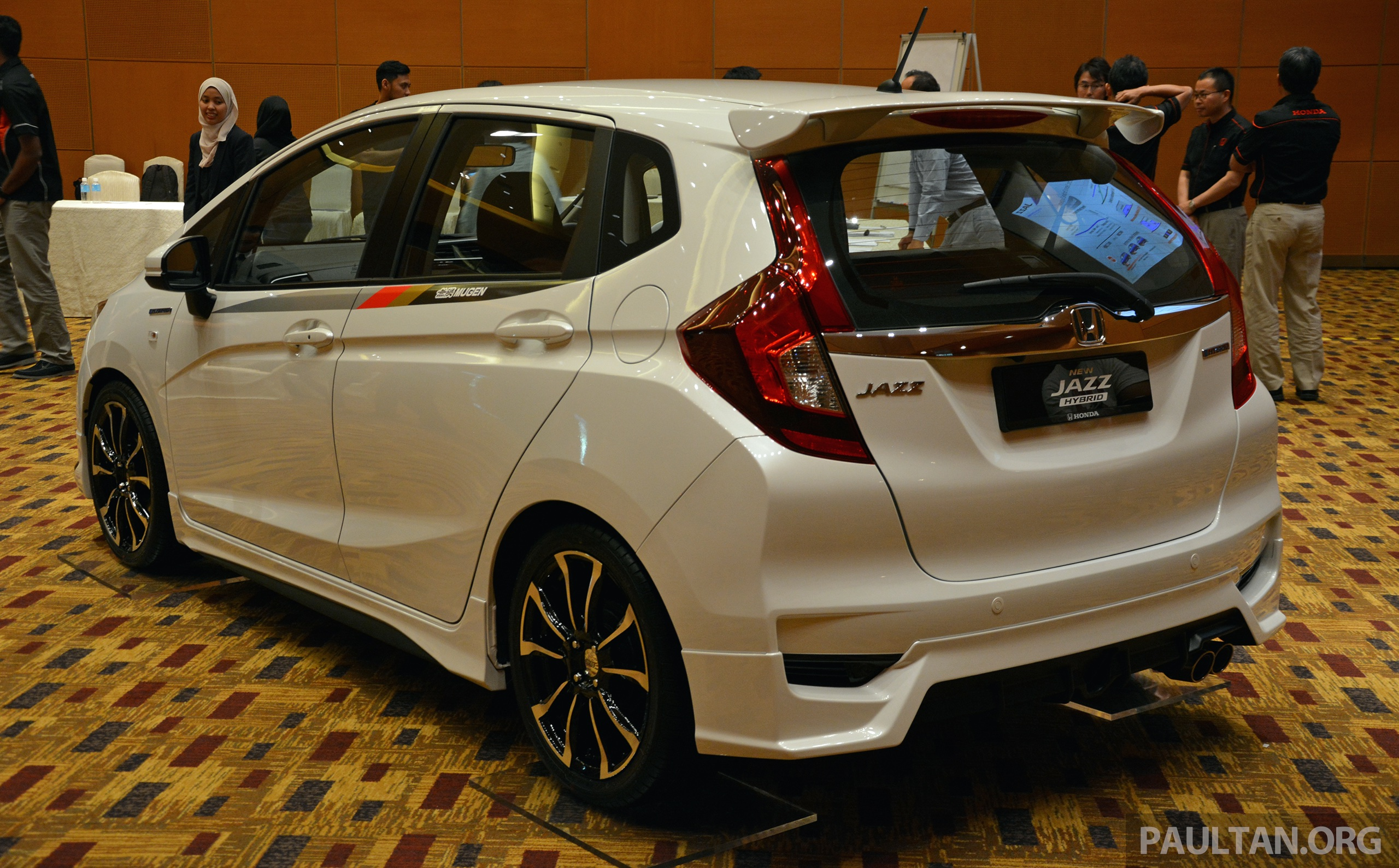 Detail Ubahan Honda Jazz Facelift