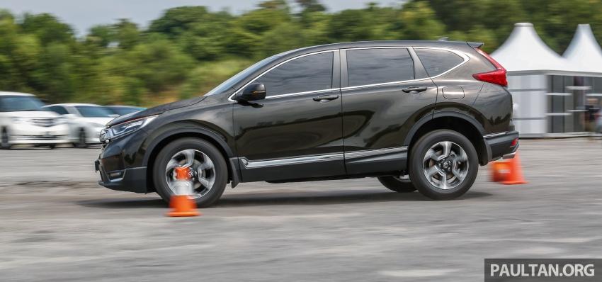 DRIVEN: 2017 Honda CR-V – first impressions of Honda Sensing and the 1.5L VTEC Turbo Image #673807