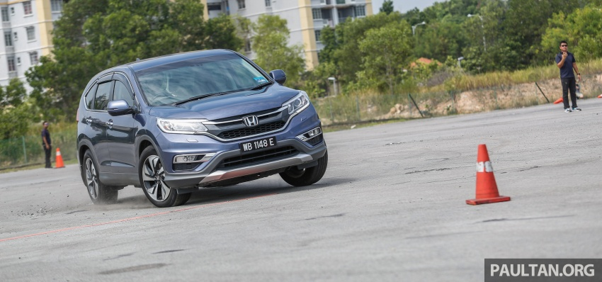 DRIVEN: 2017 Honda CR-V – first impressions of Honda Sensing and the 1.5L VTEC Turbo Image #673808