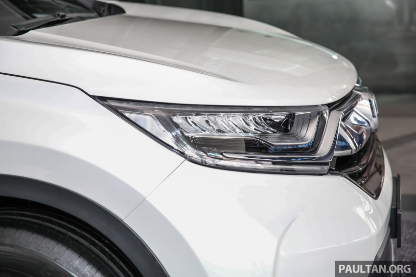 2017 Honda CR-V makes first Malaysian appearance – 2.0L NA to join 1.5L Turbo, live gallery from Penang Image #668021