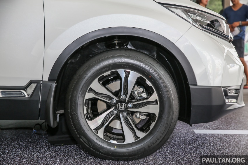 2017 Honda CR-V makes first Malaysian appearance – 2.0L NA to join 1.5L Turbo, live gallery from Penang Image #668025