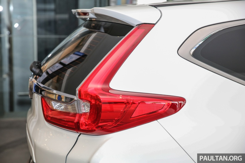 2017 Honda CR-V makes first Malaysian appearance – 2.0L NA to join 1.5L Turbo, live gallery from Penang Image #668033